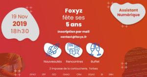 FOXYZ 19.11.19